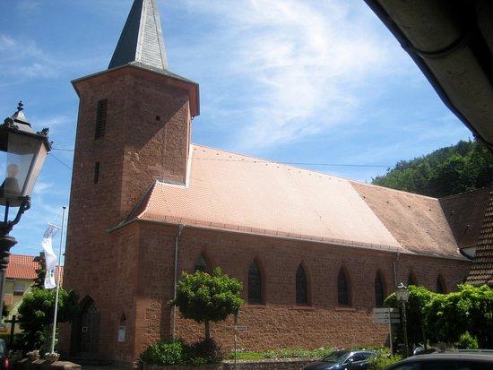Hauenstein, Almanya: Luger Kirche