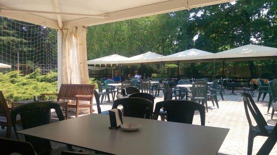 Ristorante il giardino gelato in milano for Il giardino milano ristorante
