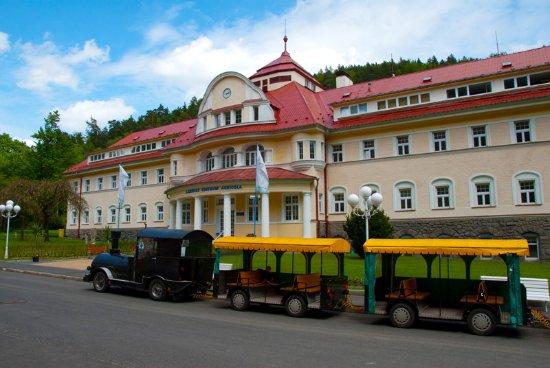 Jachymov, República Checa: Jáchymov