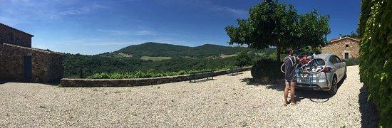 Octon, France: La Palombe