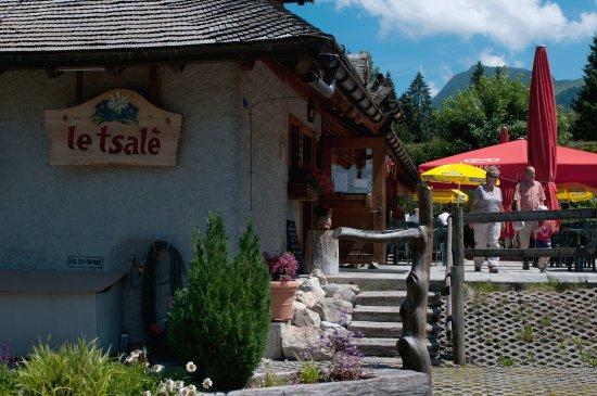 Les Paccots, Szwajcaria: Le Tsalè