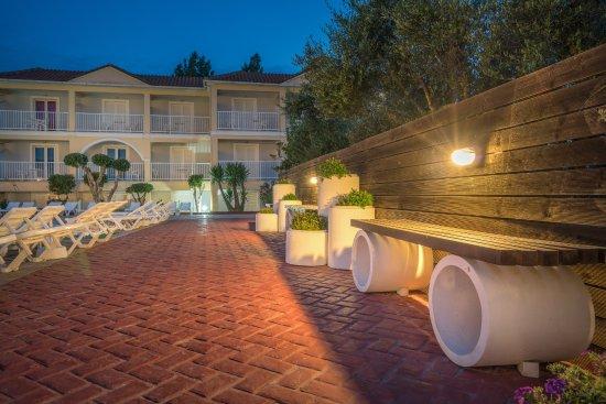 Pool - Picture of Filoxenia Hotel, Zakynthos - Tripadvisor
