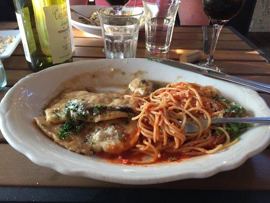 ดีเคเตอร์, จอร์เจีย: Chicken Marsala with the Pasta