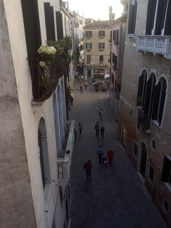 Pensione Guerrato: The view from the room