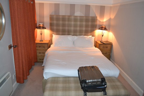 The Tobermory Hotel : Double Room (no view)