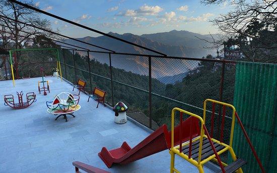Children Park Picture Of Hotel Vishnu Palace Mussoorie