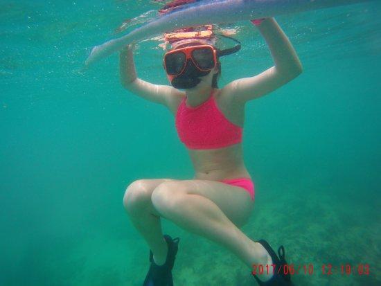 Oyster Pond, St. Maarten-St. Martin: Happy kids