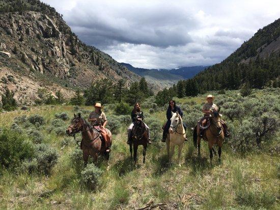 Emigrant, Монтана: Yellowstone River Ranch