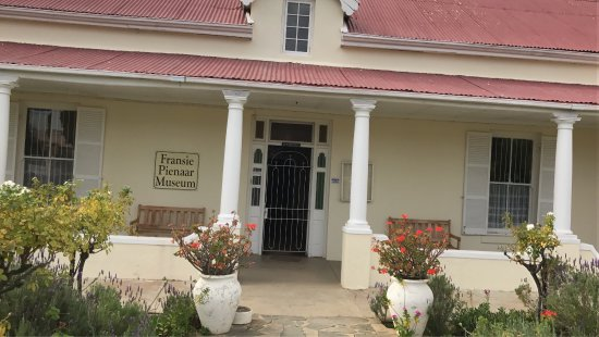 Fransie Pienaar Museum: Beautiful