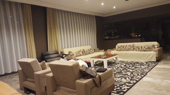 Gelemis, Türkei: sitting and TV room