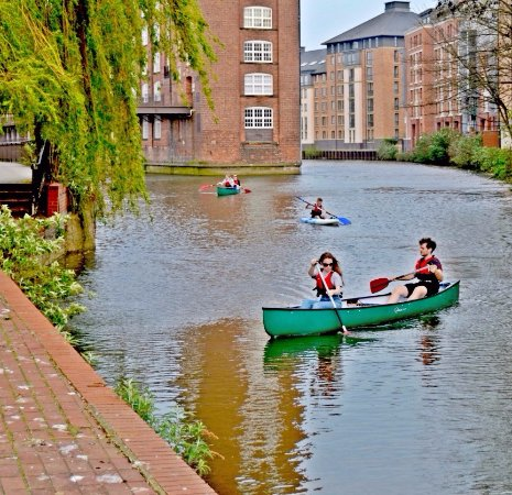 York Canoe Hire