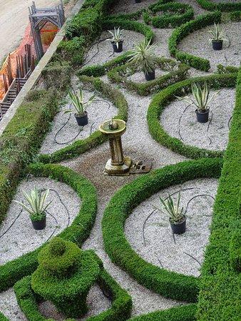 Abbazia di S.Maria di Praglia: Il giardino