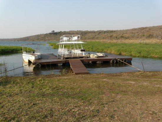 Pongola, África do Sul: chiatta