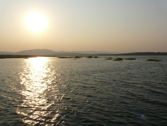 Pongola, South Africa: lago