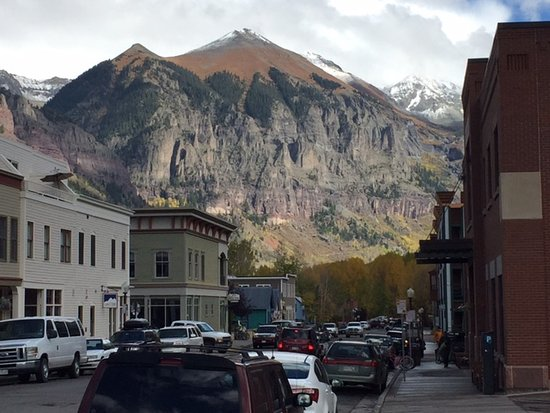 Fairmont Heritage Place, Franz Klammer Lodge: Downtown Telluride