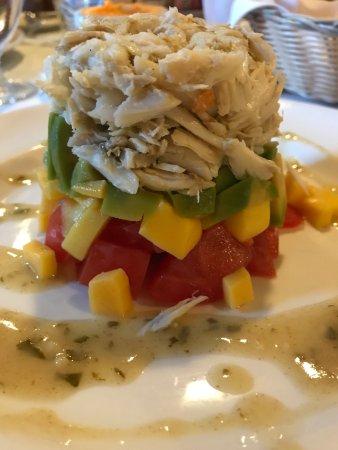 Owens' Restaurant: exquisite fresh taste of all ingredients/sauce+beautifully presented!