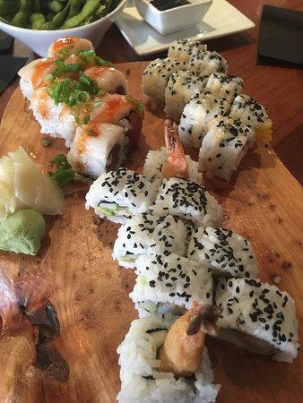 Kaiyo Grill & Sushi: Fabulous sushi!
