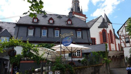 Ediger-Eller, Jerman: Springiersbacher Hof, Weingut Borchert