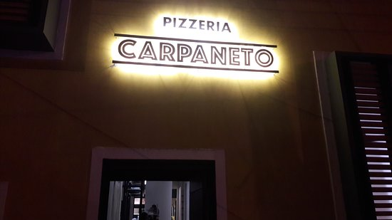 Pizzeria Carpaneto