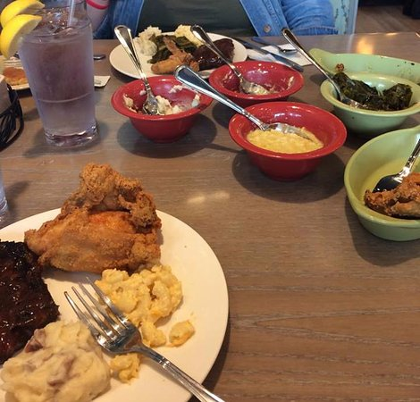 Paula Deen S Family Kitchen Myrtle Beach