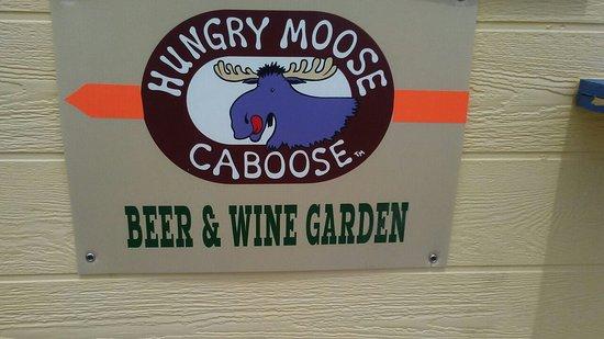 Jefferson, CO: Hungry Moose Caboose