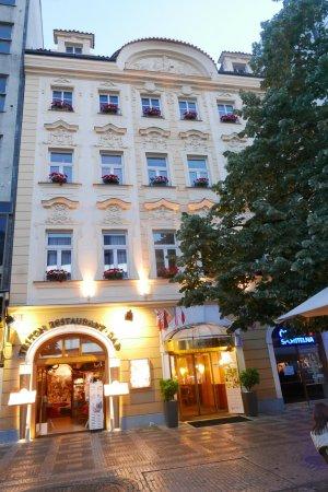 写真ホテル アドリア プラハ 枚