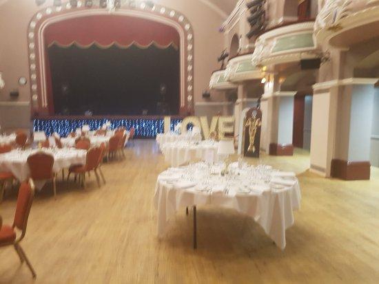 King's Hall and Winter Garden: kings hall wedding