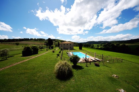 Villa Le Ginepraie Foto
