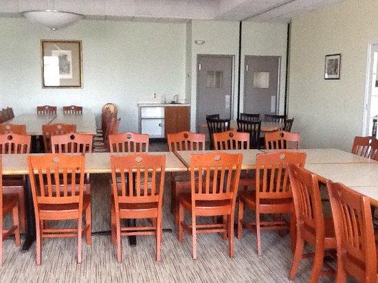 Buffalo, Missouri: Banquet room