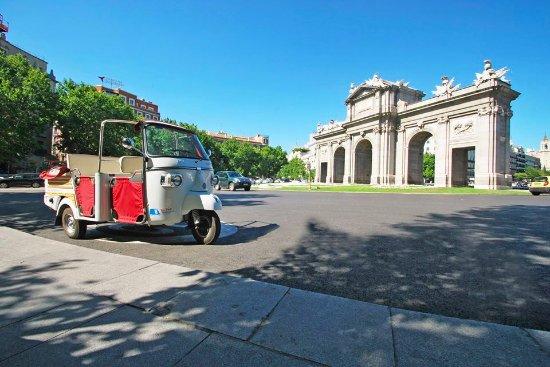 Urban Safari: Te enseñamos Madrid de la forma más original!