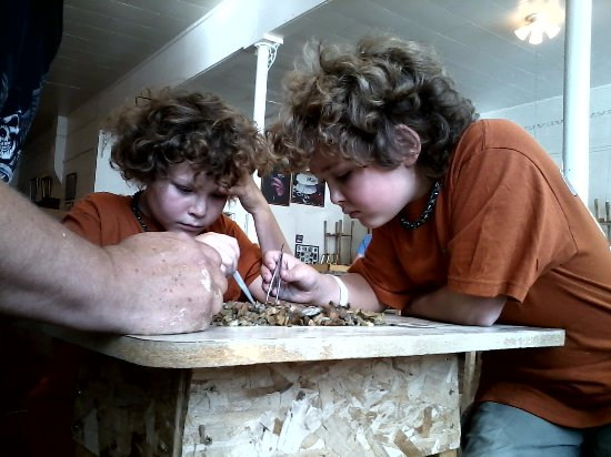 Philipsburg, MT: Mining for sapphires is a great family excursion