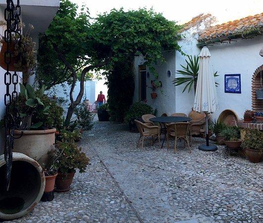 Комарес, Испания: Patio