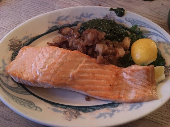Great Neck, NY: Salmon