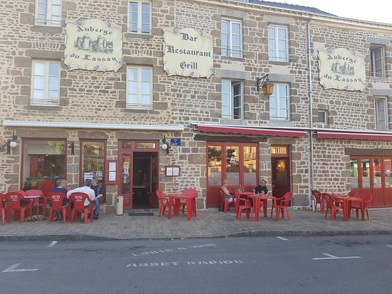 Lassay-les-Chateaux照片