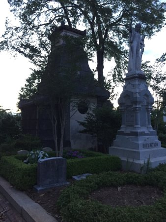 Oakland Cemetery:  A little piece of the past