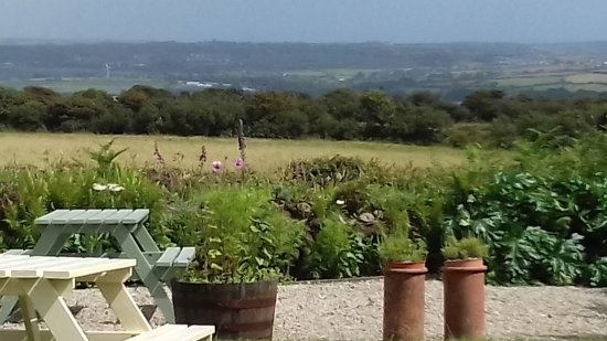 Ludgvan, UK: The beautiful view
