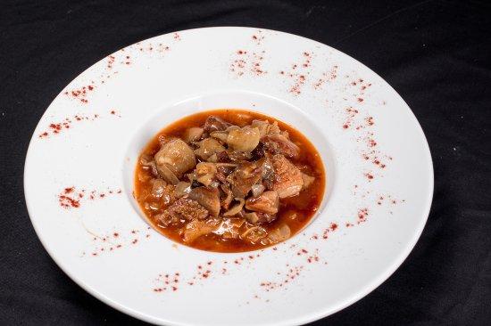Restaurante Los Infantes Gourmet : Callos