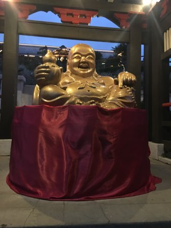 Yamashiro: Giant Buddha To Bring You Good Luck