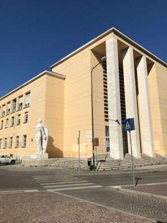 Palazzo Del Vecchio Collegio Aeronautico