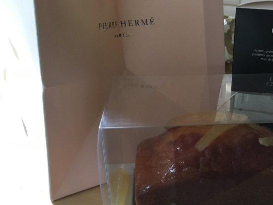 Pierre Hermé Paris : Cake au citron