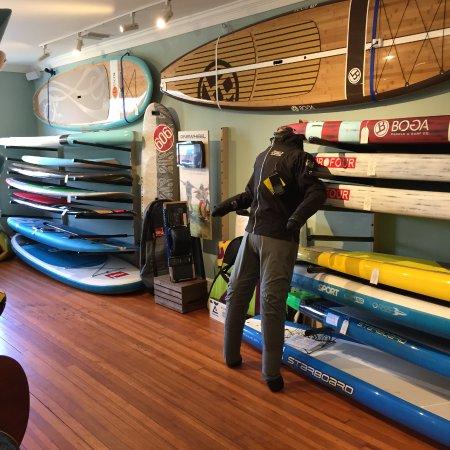 กรีนพอร์ต, นิวยอร์ก: Upstairs in the Board Room!