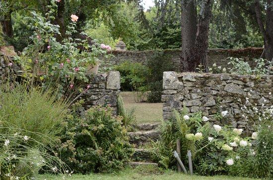 Le jardin de l'Abricotier à Saint-Macaire (33)
