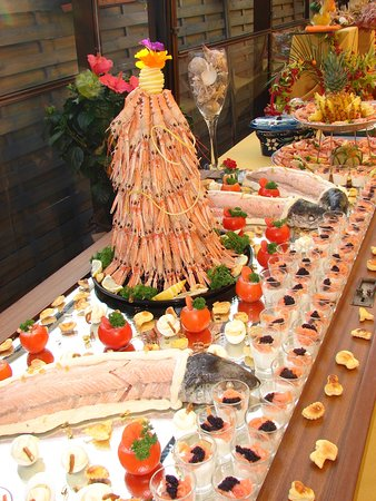 Sculpture Sur Fruits Et Legumes Pour Decoration De Buffets Picture