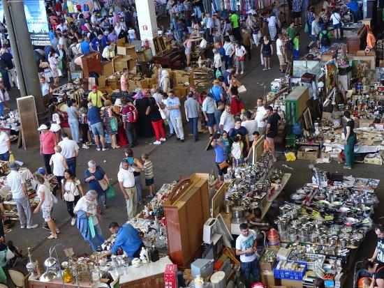 20170715 131805 picture of mercat dels encants - Encantes barcelona ...