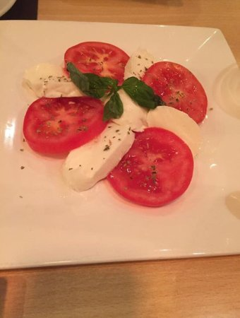 Great Italian food.