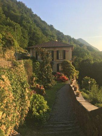 Molina di Faggeto Lario, Italia: enter