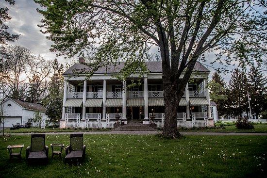Montrose Inn & Tea Room: hermoso hotel