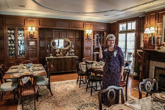 Montrose Inn & Tea Room: una reina