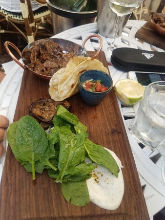 Lovely food presentations - Picture of Kloof Street House, Cape Town