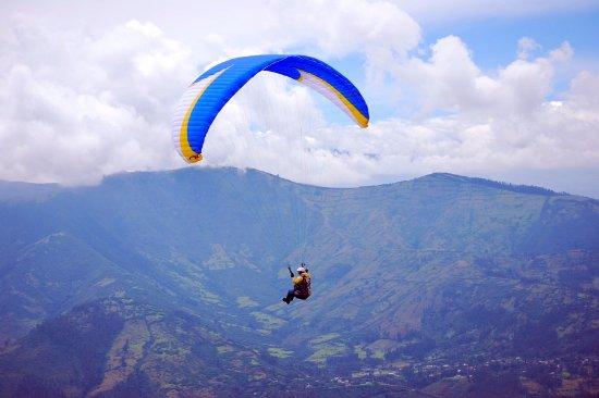 Crucita, Ισημερινός: Quito